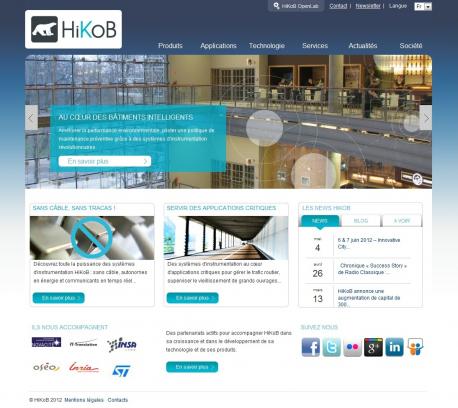 Home Page HiKoB