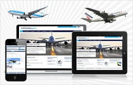 site corporate Air France KLM